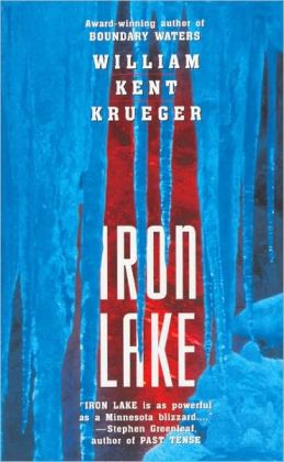 Iron Lake (Cork O'Connor Series #1) (Turtleback School & Library Binding Edition)