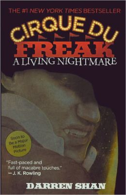 A Living Nightmare (Turtleback School & Library Binding Edition)