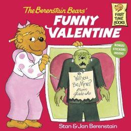 The Berenstain Bears' Funny Valentine (Turtleback School & Library Binding Edition)