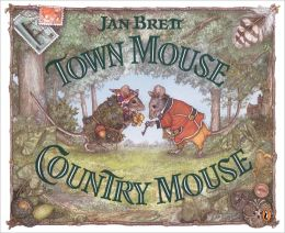 Town Mouse, Country Mouse (Turtleback School & Library Binding Edition)