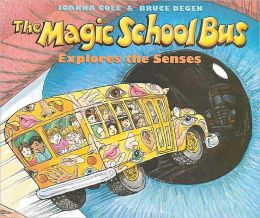 The Magic School Bus Explores the Senses (Turtleback School & Library Binding Edition)