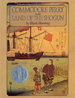 Commodore Perry In The Land Of The Shogun (Turtleback School & Library Binding Edition)