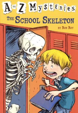 The School Skeleton (A to Z Mysteries Series #19) (Turtleback School & Library Binding Edition)