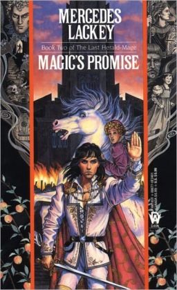 Magic's Promise (Last Herald Mage Series #2) (Turtleback School & Library Binding Edition)