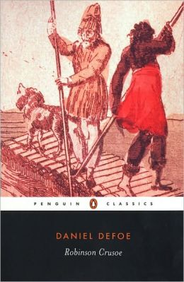 Robinson Crusoe: The Complete Story of Robinson Crusoe