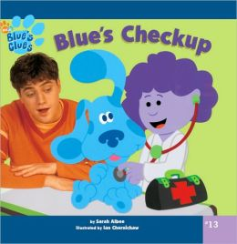 Blue's Checkup (Turtleback School & Library Binding Edition)