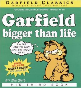 Garfield, Bigger Than Life (Turtleback School & Library Binding Edition)