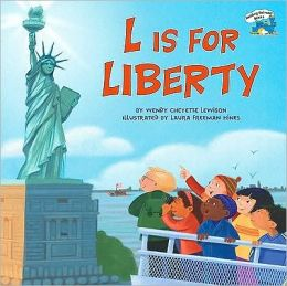 L Is For Liberty (Turtleback School & Library Binding Edition)