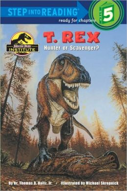 T. Rex: Hunter or Scavenger?