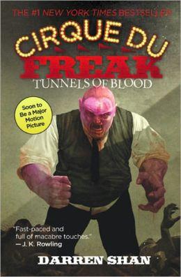 Tunnels of Blood (Turtleback School & Library Binding Edition)