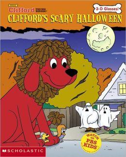 Clifford's Scary Halloween (Turtleback School & Library Binding Edition)