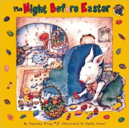 The Night before Easter (Turtleback School & Library Binding Edition)