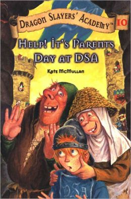 Help! It's Parents Day at DSA (Turtleback School & Library Binding Edition)