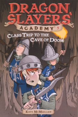 Class Trip to the Cave of Doom (Turtleback School & Library Binding Edition)