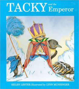 Tacky And The Emperor (Turtleback School & Library Binding Edition)