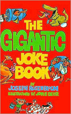 Gigantic Joke Book