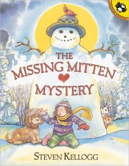 The Missing Mitten Mystery (Turtleback School & Library Binding Edition)