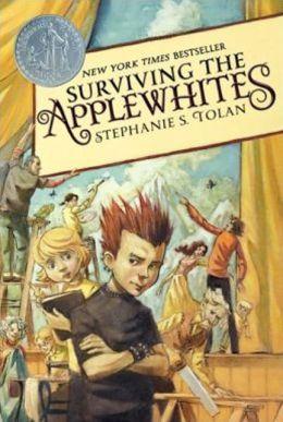Surviving the Applewhites (Turtleback School & Library Binding Edition)