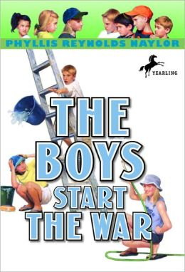 The Boys Start the War (Turtleback School & Library Binding Edition)
