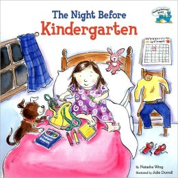 The Night Before Kindergarten (Turtleback School & Library Binding Edition)