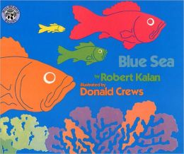 Blue Sea (Turtleback School & Library Binding Edition)