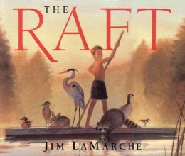 The Raft (Turtleback School & Library Binding Edition)