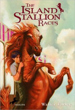 Island Stallion Races (Turtleback School & Library Binding Edition)