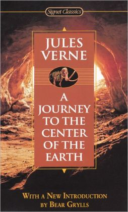 A Journey to the Center of the Earth (Turtleback School & Library Binding Edition)