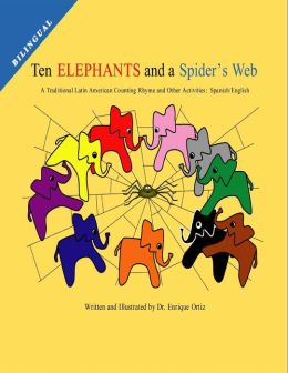 Ten Elephants And A Spider's Web