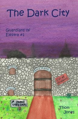 The Dark City: The Guardians of Elestra