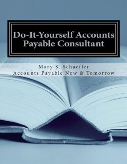 Do-It-Yourself Accounts Payable Consultant