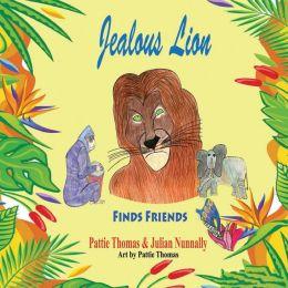 Jealous Lion: Finds Friends