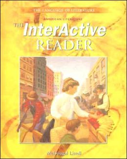 McDougal Littell Language of Literature: The InterActive Reader Grade 11