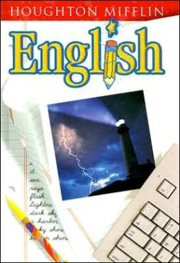 Houghton Mifflin English: Student Edition Hardcover Level 6 2001