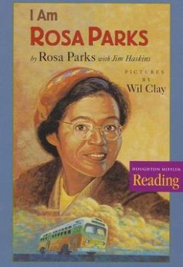 Houghton Mifflin Reading: The Nation's Choice: Theme Paperbacks Easy Level Theme 2 Grade 4 I Am Rosa Parks