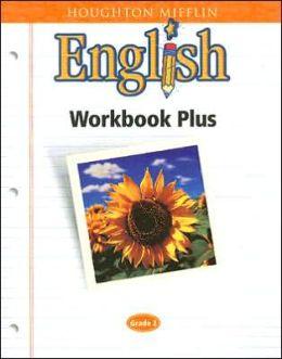Houghton Mifflin English: Workbook Plus Consumable Level 2