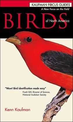 Kaufman Guide to Birds of North America