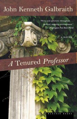 Tenured Professor Pa Rev