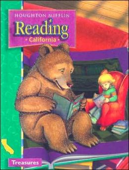 Houghton Mifflin Reading California: Student Anthology Theme 4 Grade 1 Treasures 2003