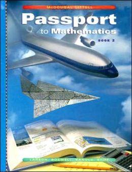McDougal Littell Passports: Student Edition Book 2 2002
