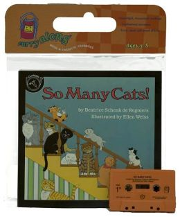 So Many Cats! Book & Cassette