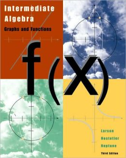 Intermediate Algebra: Graphs and Functions