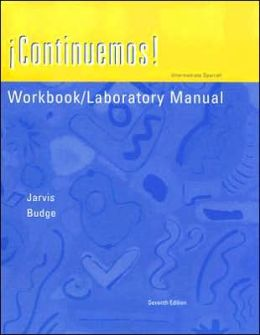 Workbook with Lab Manual for Jarvis' Continuemos, 7th