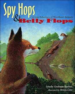 Spy Hops and Belly Flops: Curious Behaviors of Woodland Animals
