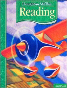 Houghton Mifflin Reading: Student Edition1.3 Surprises 2005