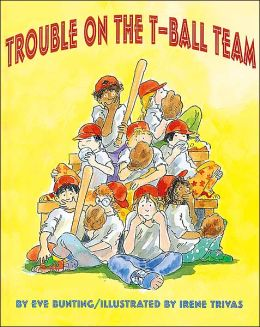 Trouble on the T-Ball Team