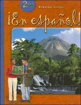 ?En espa?ol!: Pupil Edition Hardcover Level 2 2004