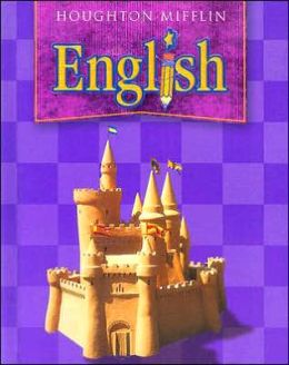 Houghton Mifflin English: Hardcover Student Edition Level 3 2004