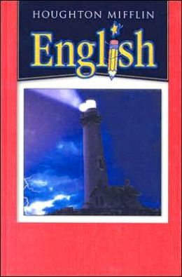 Houghton Mifflin English: Hardcover Student Edition Level 6 2004