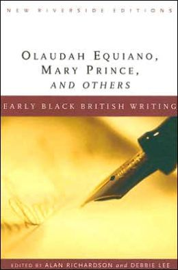Early Black British Writing